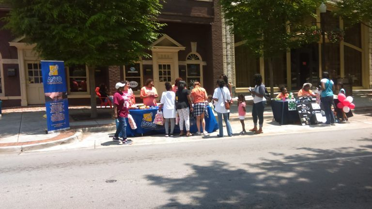 Alabama Non-Violent Offenders Organization ANVOO