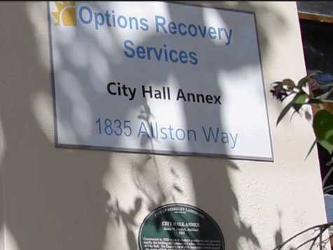 Options Recovery Services - Berkeley
