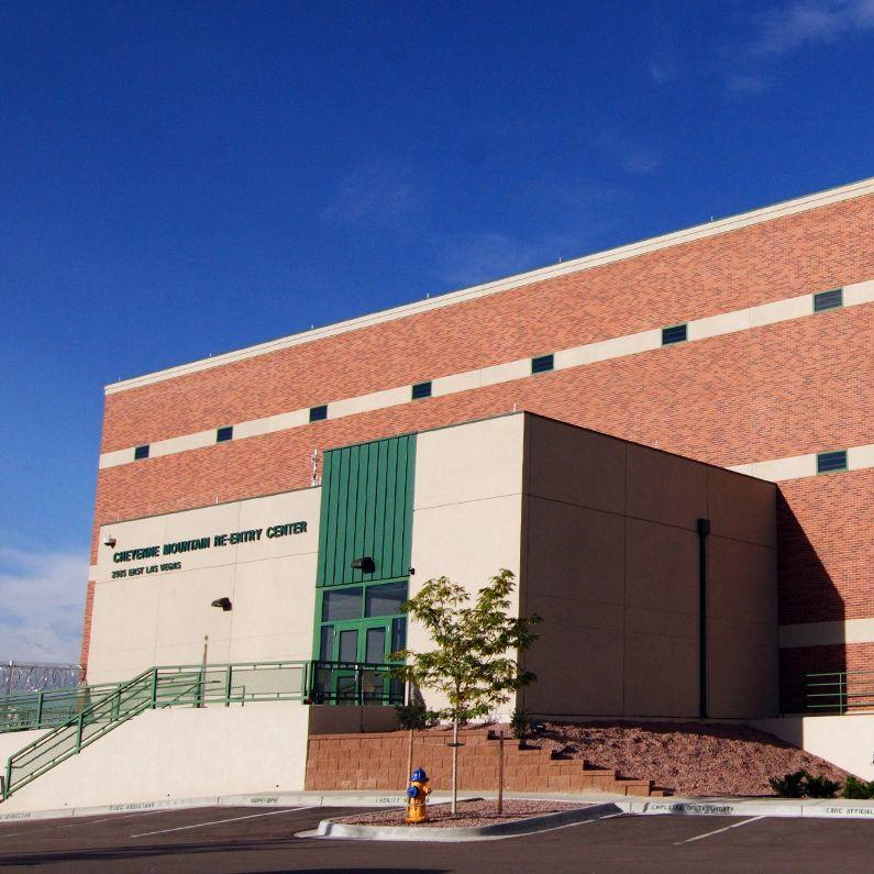 Cheyenne Mountain Reentry Center