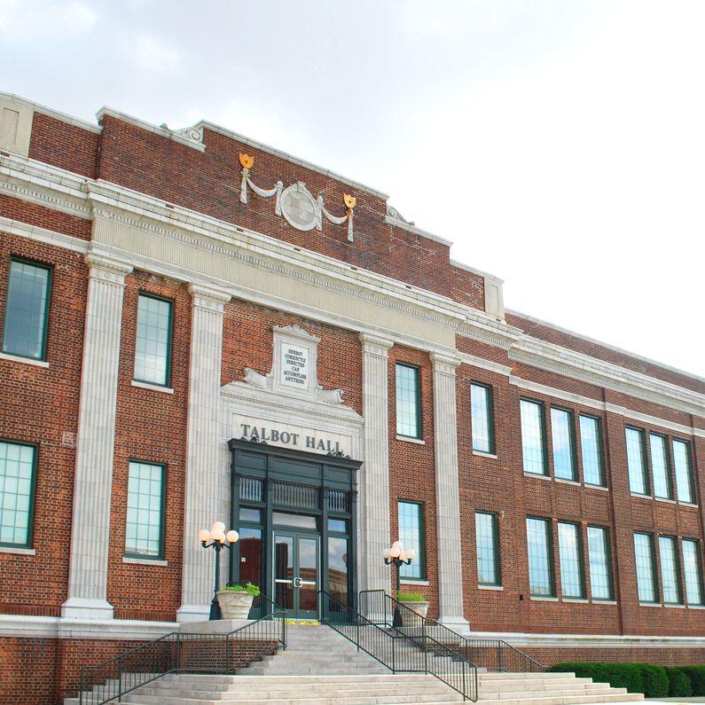 Talbot Hall