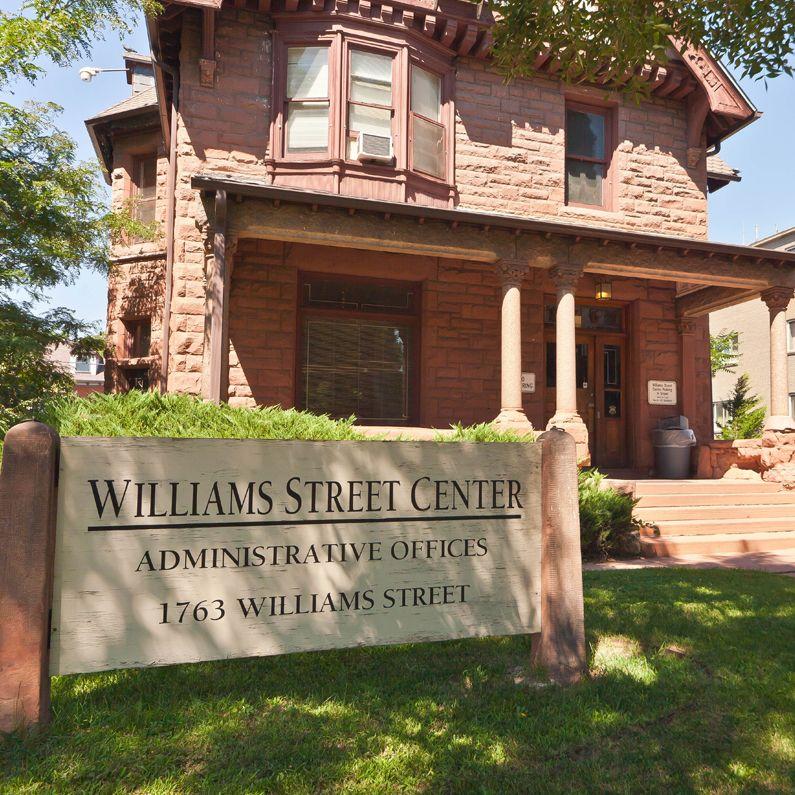 Williams Street Center - Residential Reentry