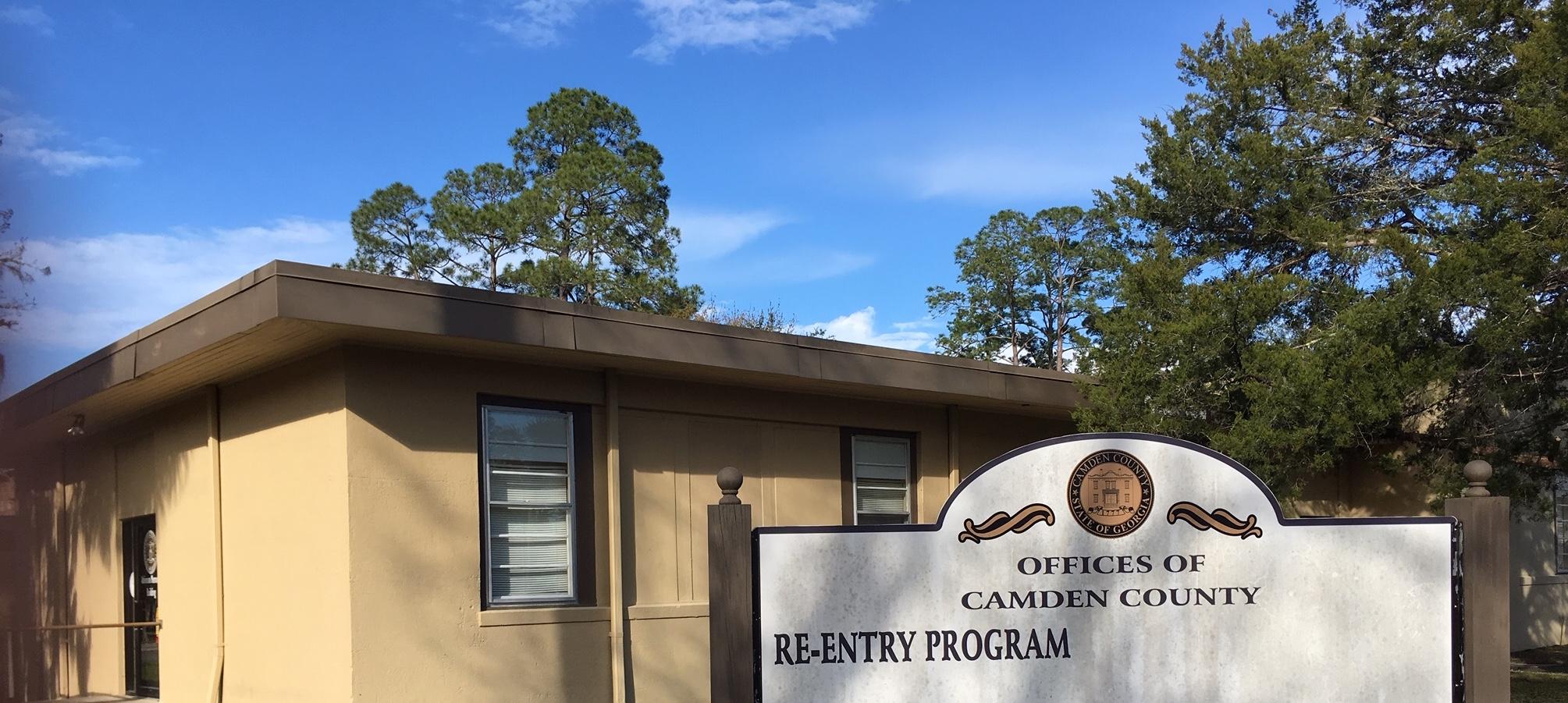 Camden County Re-Entry Program