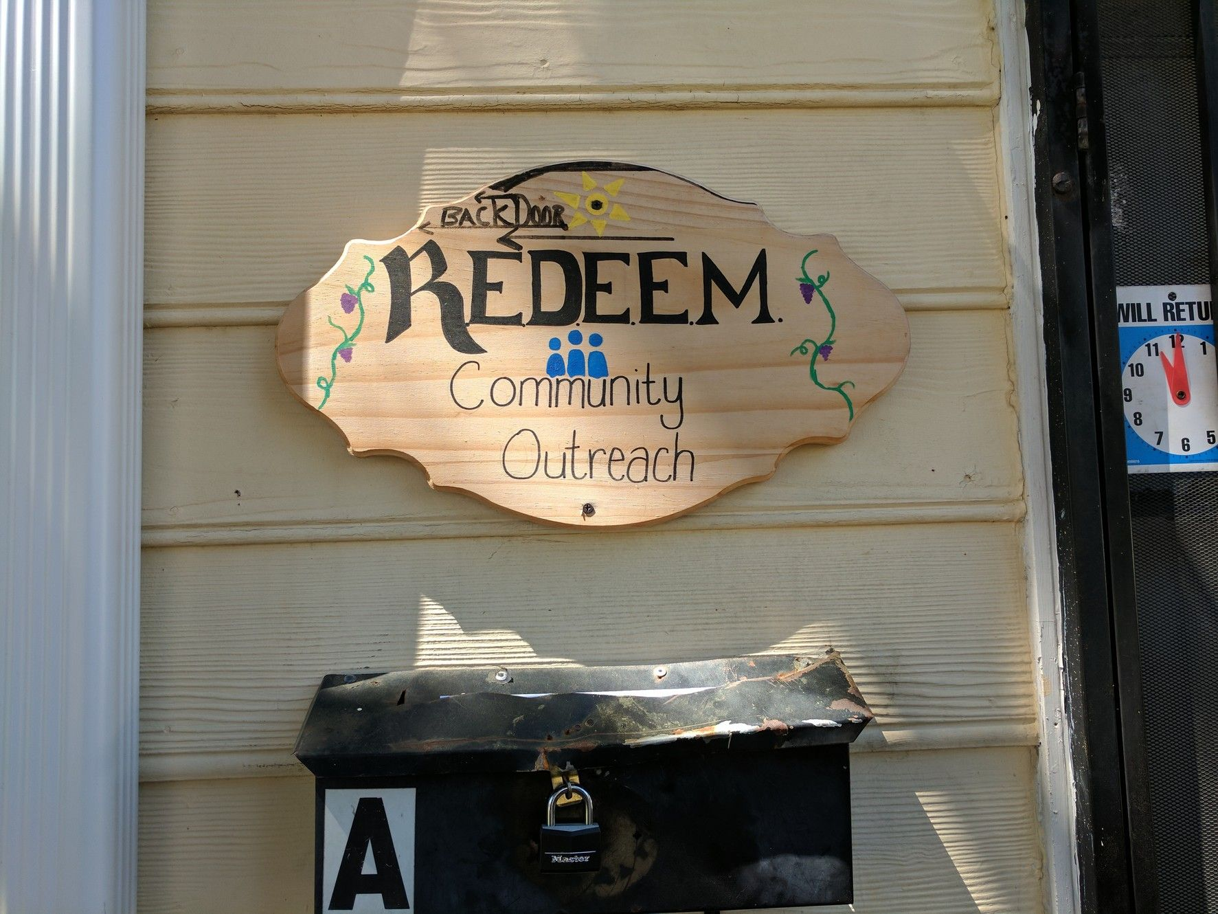 REDEEMED Atlanta Re-entry Transitional Housing Program